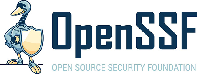 logo OpenSSF © Open source security foundation