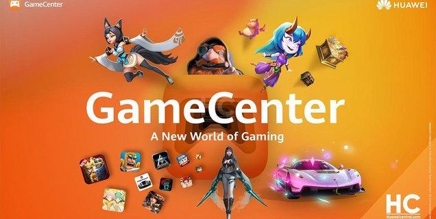 Huawei annonce GameCenter, une plateforme gaming intégrée à ses smartphones