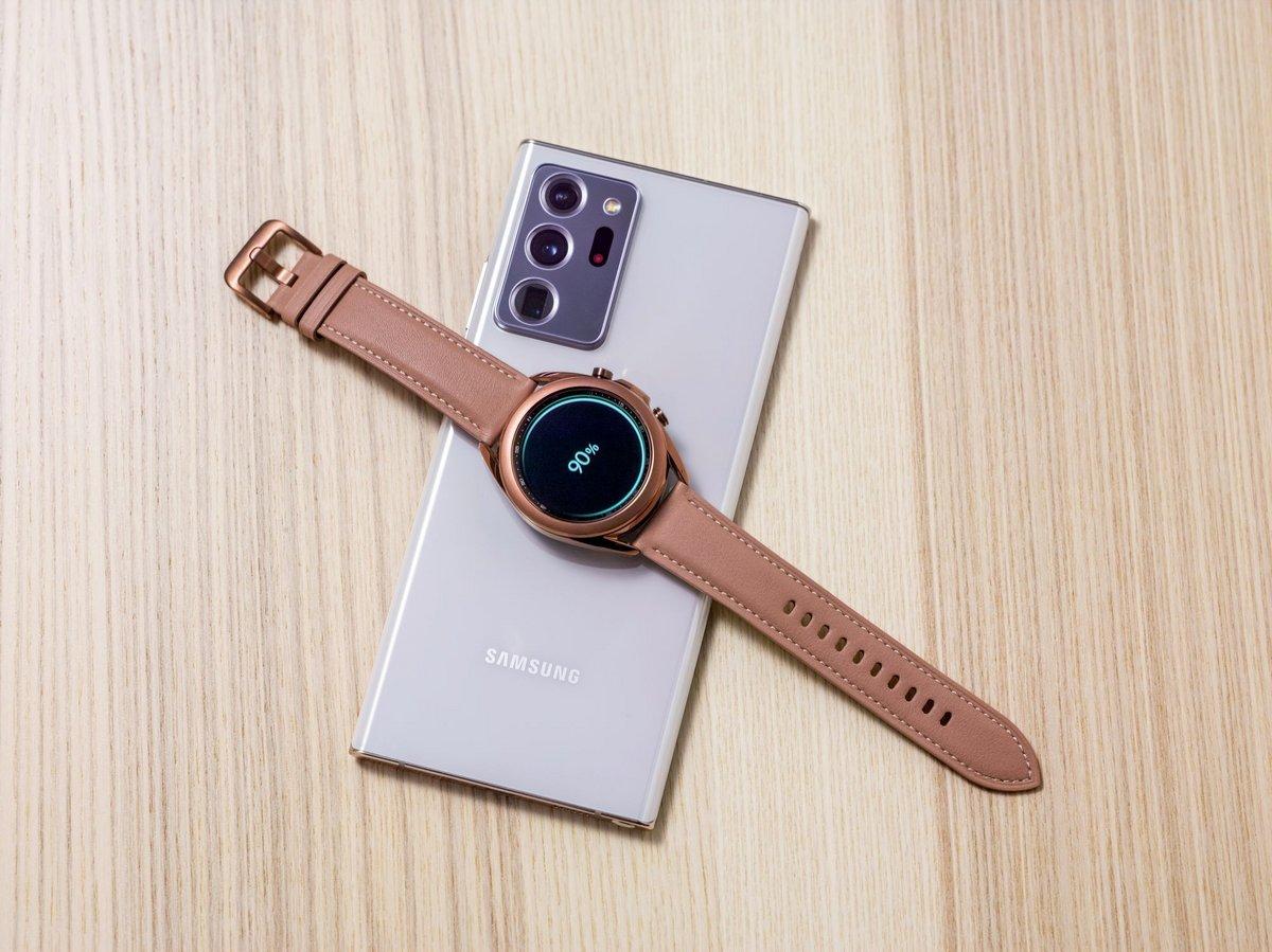 Samsung Galaxy Watch 3 © ©Evan Blass