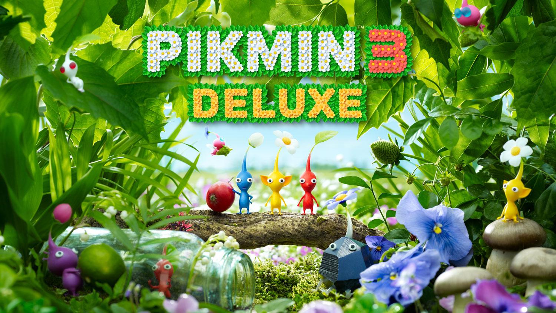 La série Pikmin débarque sur Nintendo Switch le 30 octobre !