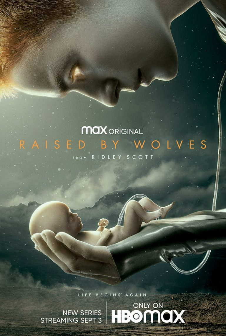 Affiche Raised by Wolves © HBO Max