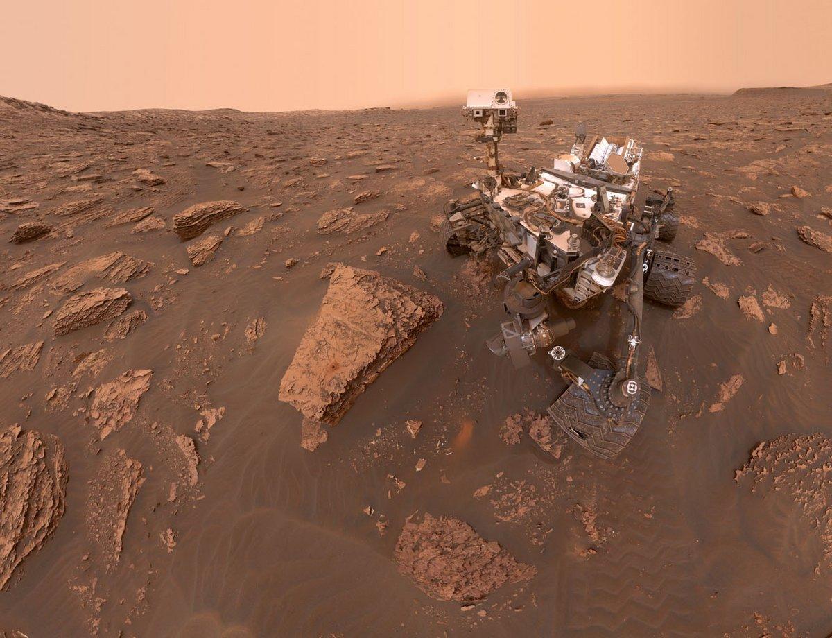 Curiosity Mars Duluth © NASA/JPL-Caltech/MSSS