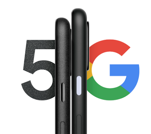 Pixel 5 5G © ©Google
