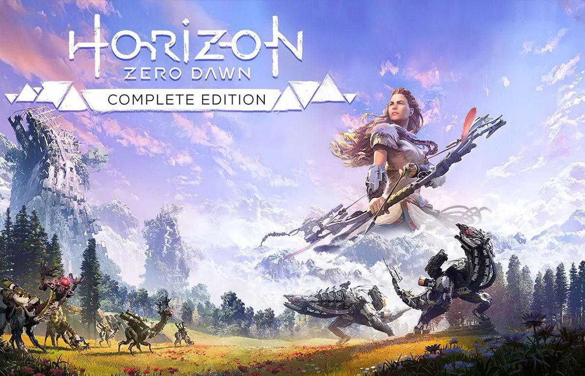 Horizon Zero Dawn - The Complete Edition © Guerrilla Games