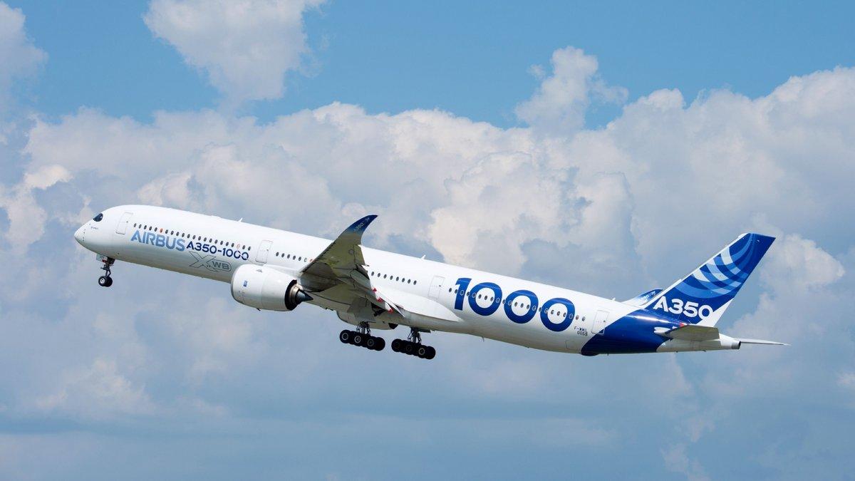 ATTOL Airbus A350-1000 © Airbus