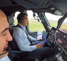Projet ATTOL : Airbus fait rouler, décoller et atterrir un avion commercial de façon autonome