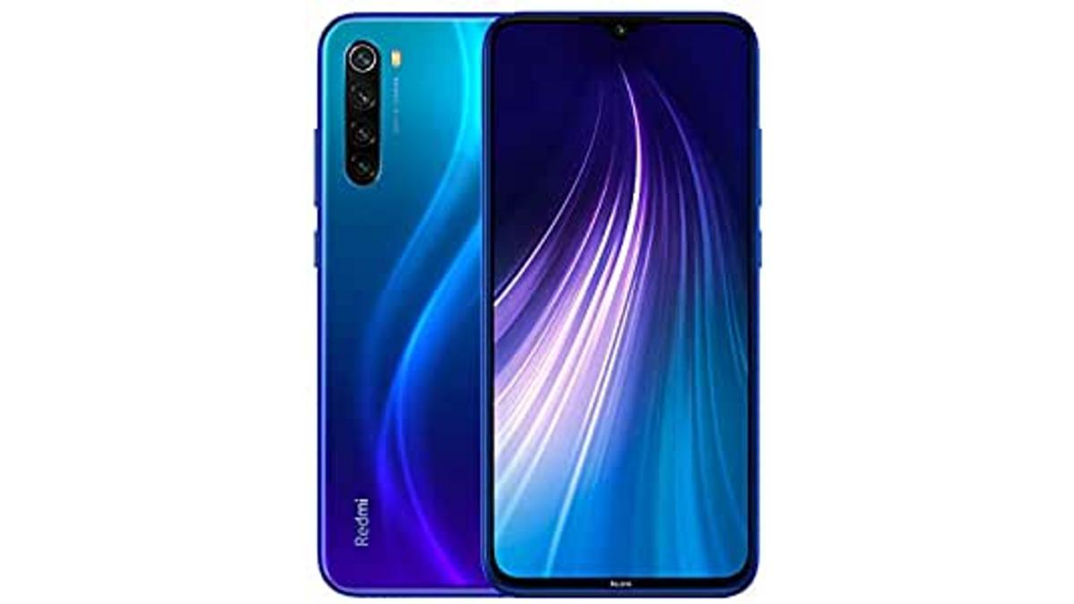 Xiaomi Redme Note 8 64 Bleu © Xiaomi