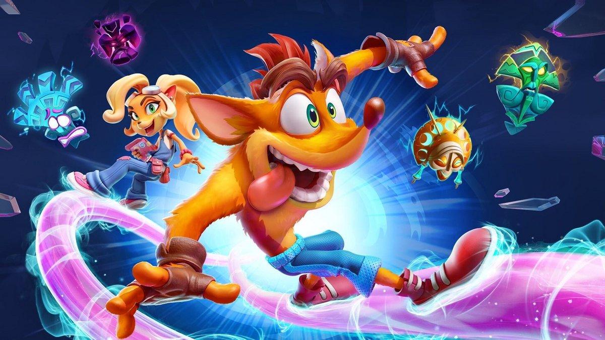 Crash Bandicoot 4 State of Play