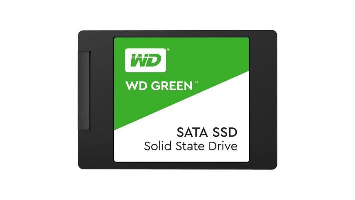 SSD WD Green 240 Go © Western Digital
