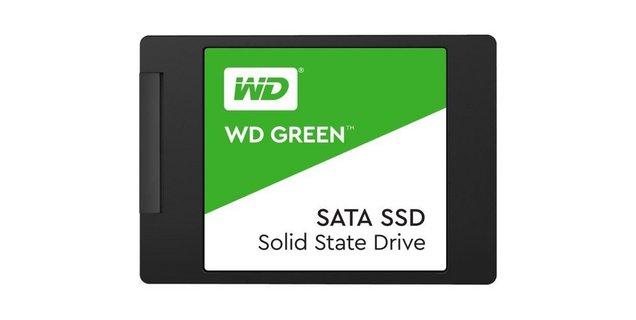 Soldes Cdiscount : le SSD WD Green 240 Go à seulement 35€