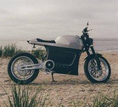 Tarform Luna : une moto électrique conçue pour être évolutive