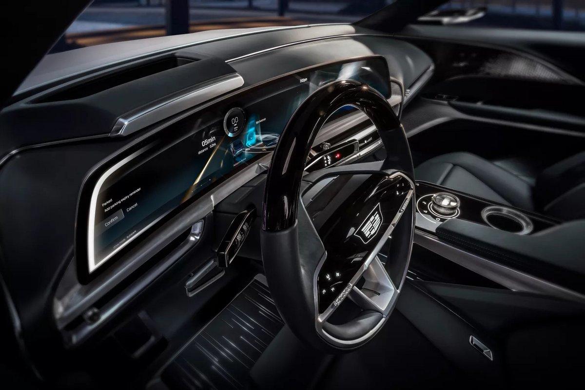 Cadillac Lyriq © Cadillac