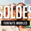 4 forfaits mobiles 4G en promo pour la fin des Soldes