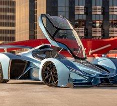 Delage dévoile un hypercar hybride à 2,3 millions de dollars