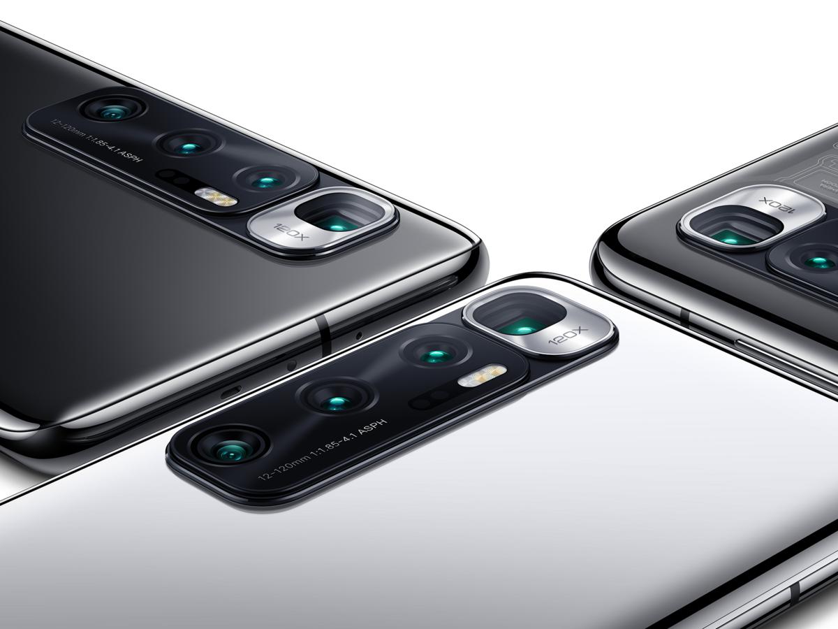 Xiaomi Mi 10 Ultra © ©Xiaomi