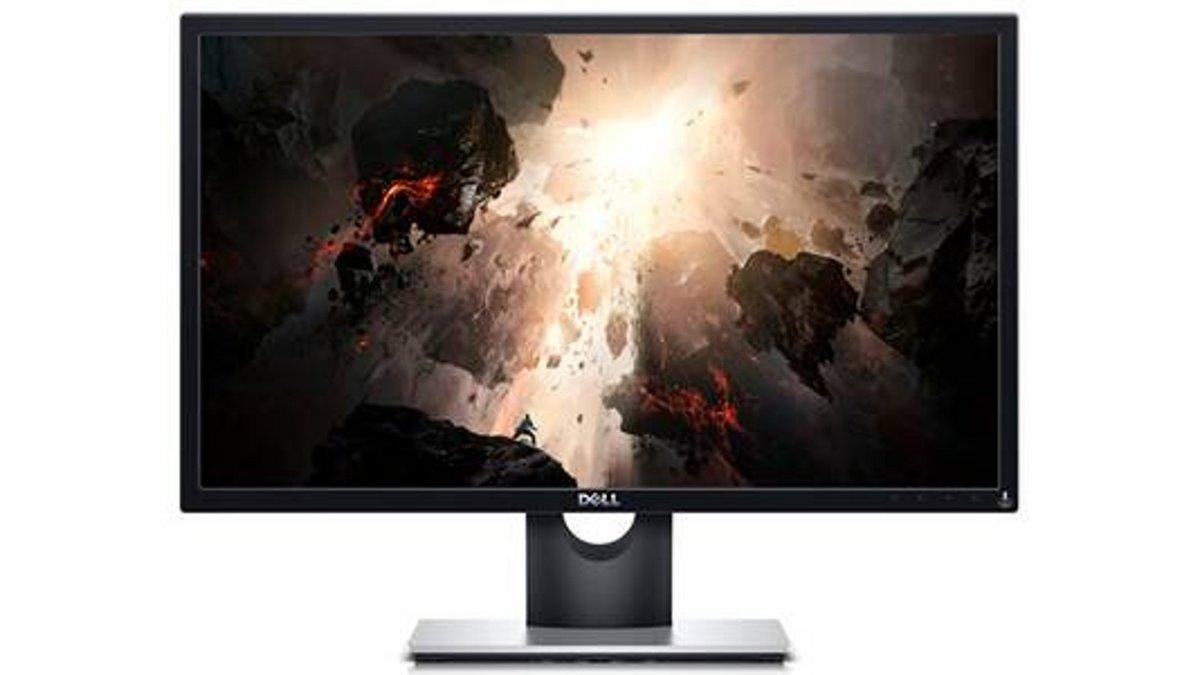"""Dell 24"""" Gamer © Dell"""