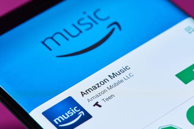 Amazon Music veut bien des podcasts... tant qu'ils restent bienveillants à son égard