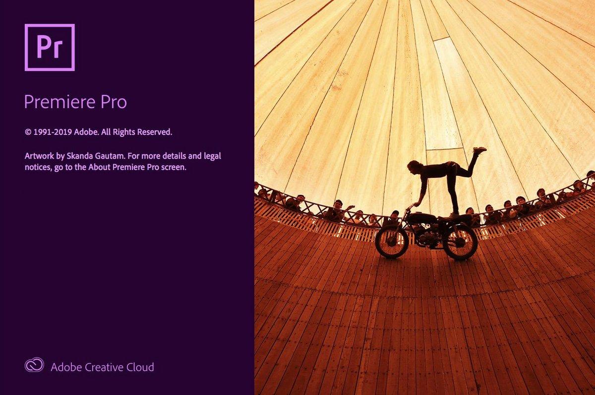 Loading Premiere Pro © SP