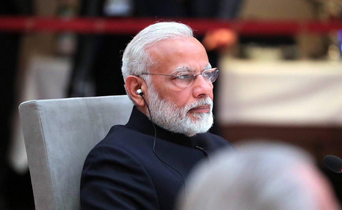 Narendra Modi © Wikicommons