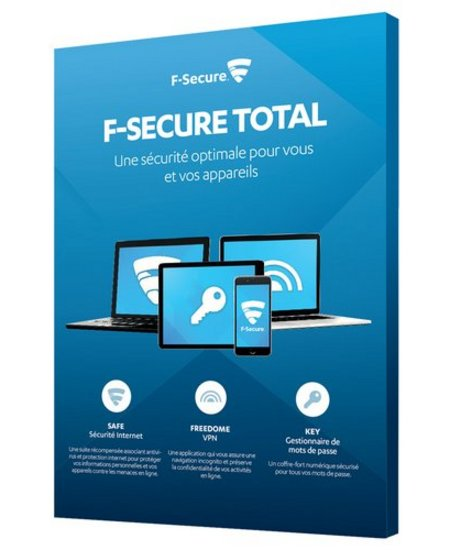 F-Secure TOTAL 2021
