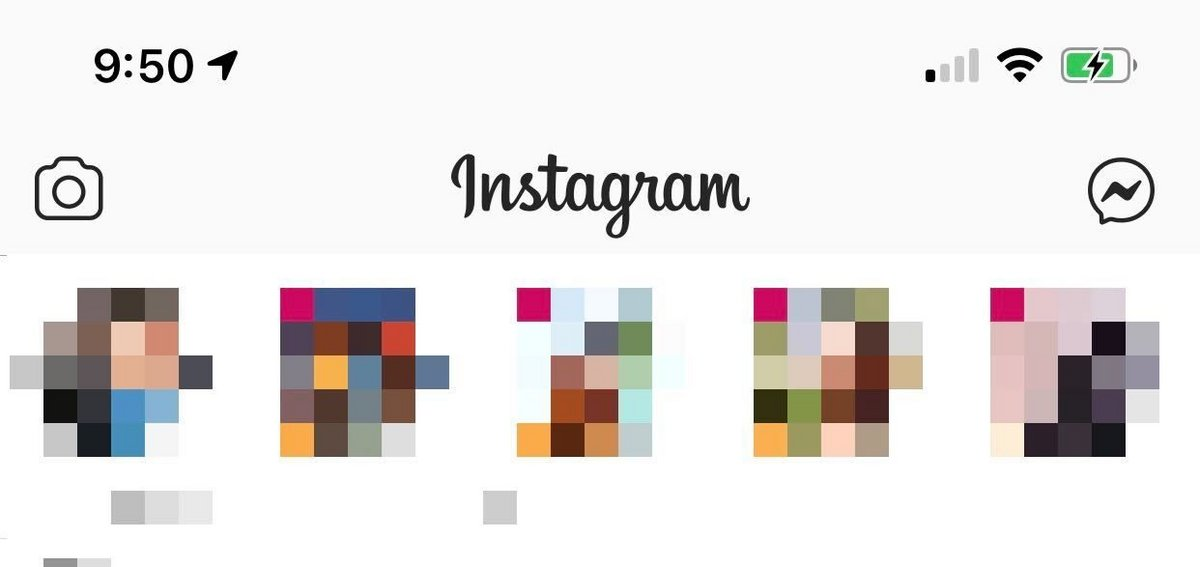 Instagram Messenger Chats © ©The Verge