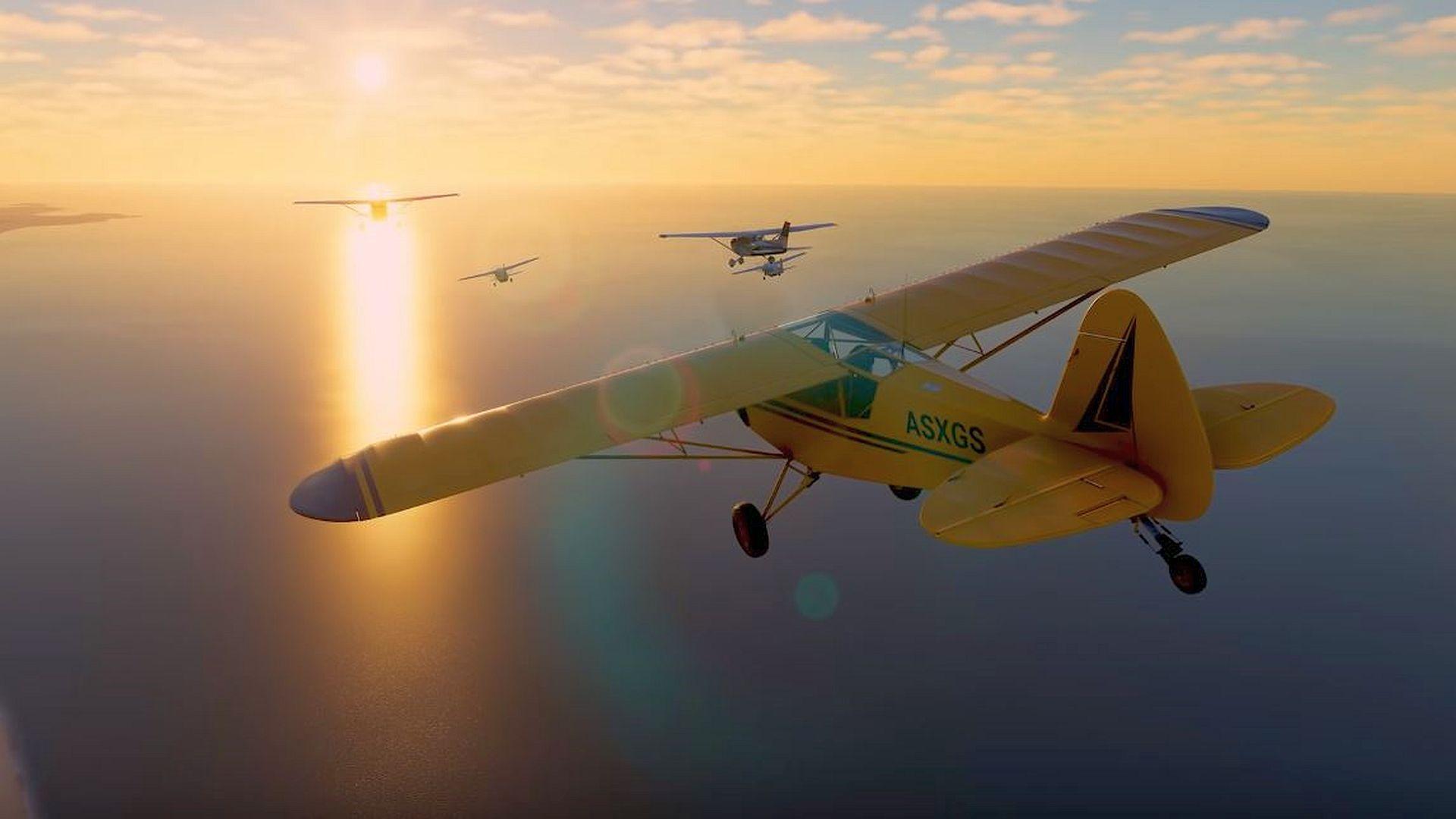 Microsoft Flight Simulator dévoile son plan de vol pour les futurs développements