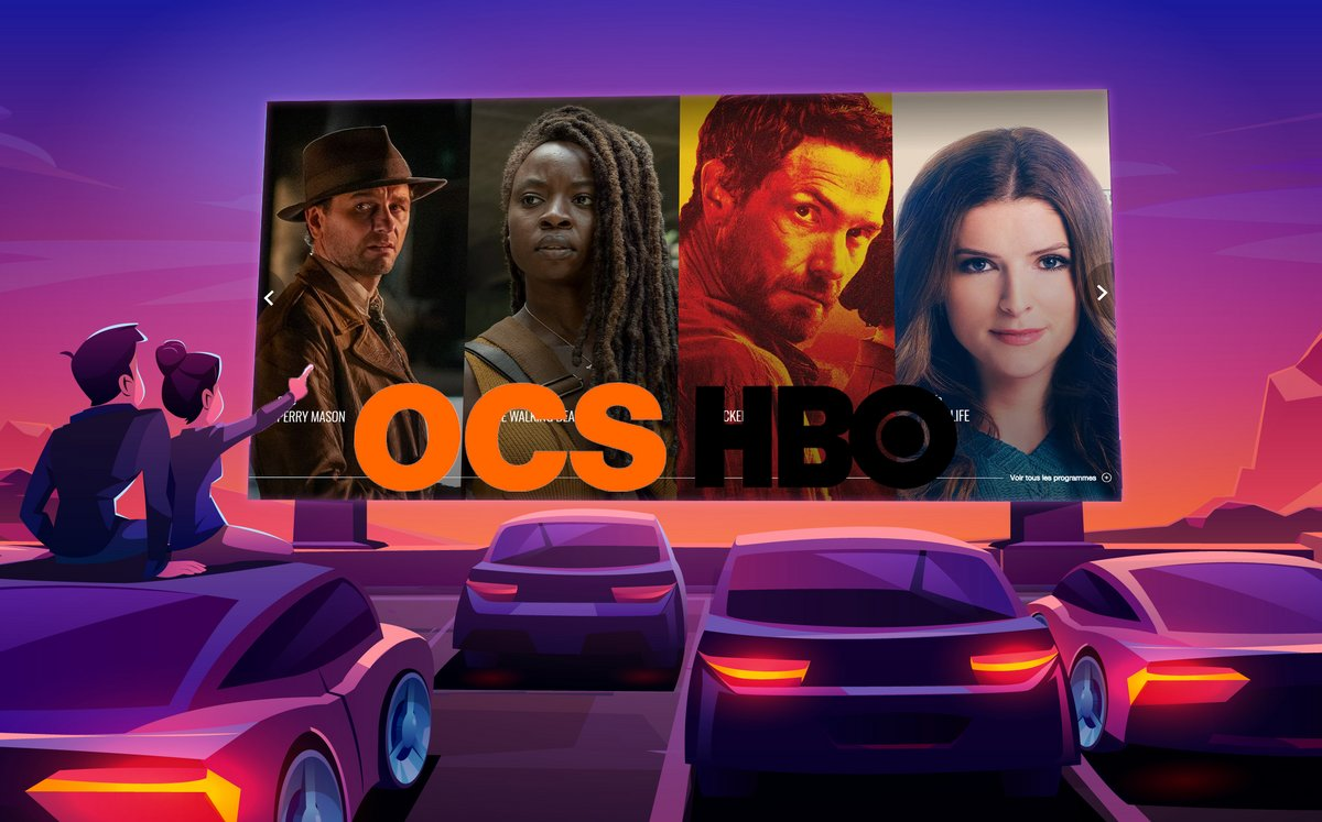 Séries originales OCS HBO