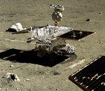 Le rover chinois Yutu-2 de la mission Chang'e 4 reprend du service sur la face cachée de la Lune