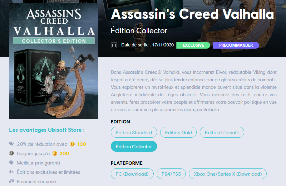 Assassin Creed Collector