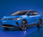 ID.4 : Volkswagen vise les 500 000 ventes par an pour son SUV électrique