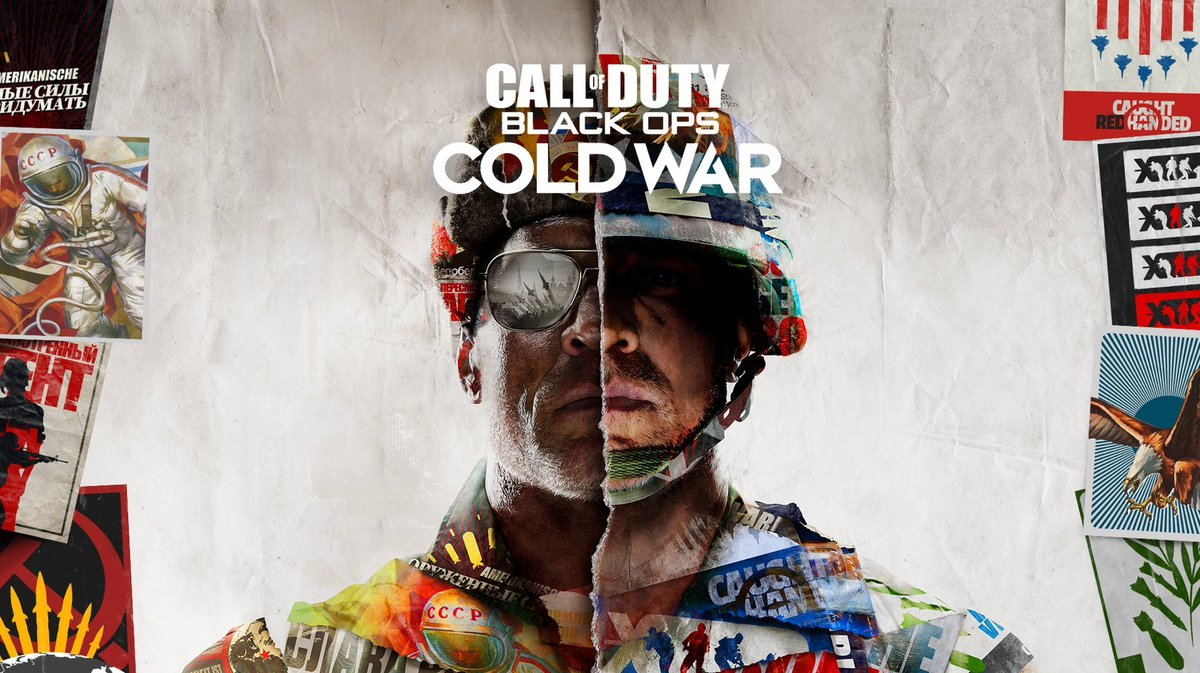 Call of Duty Black Ops Cold War Artwork