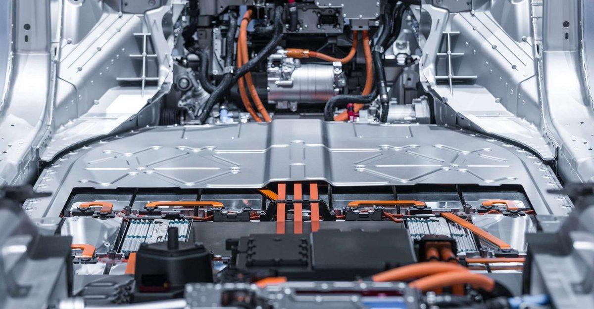 Batterie voiture électrique