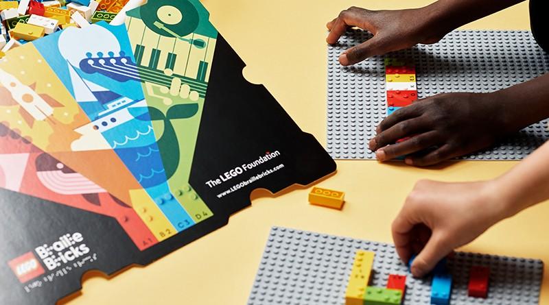 Lego braille © Lego