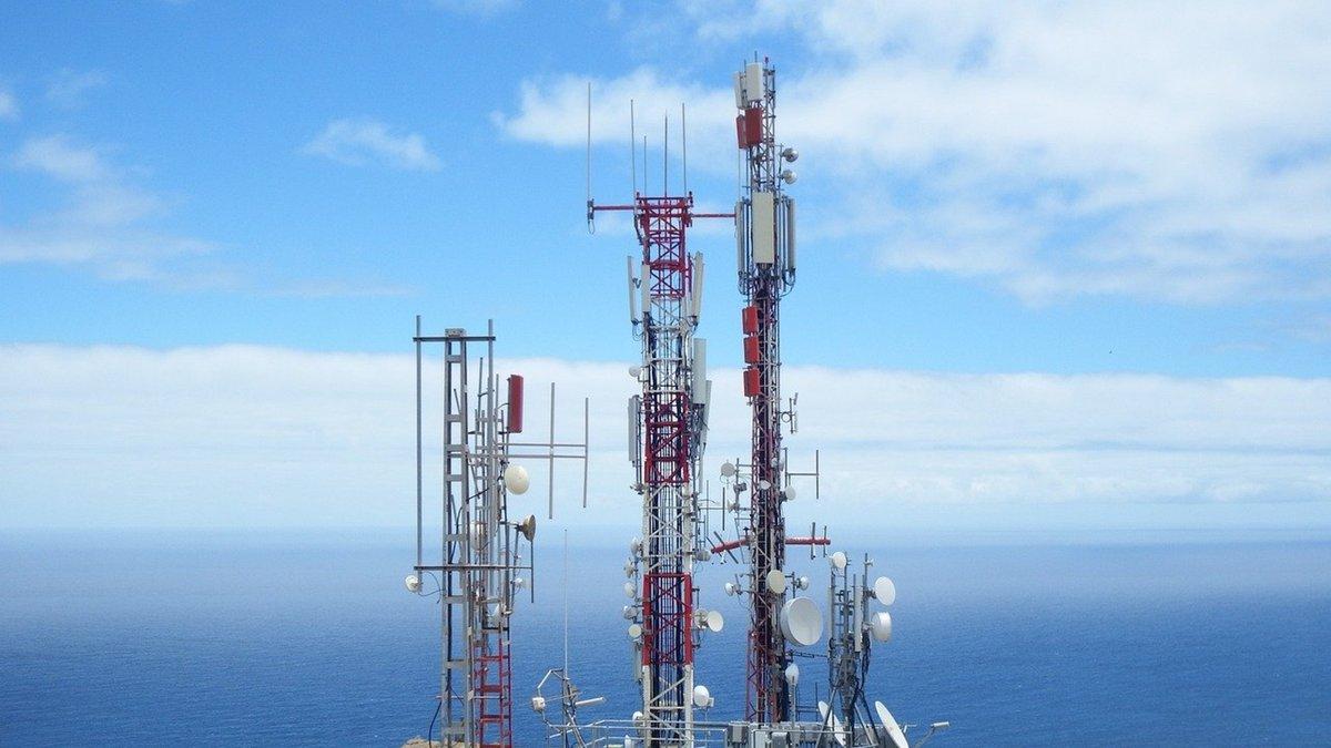 Antennes 4G 5G © Pixabay