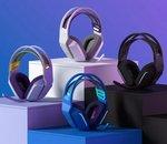 G733 Lightspeed : Logitech lance un nouveau casque sans-fil et une gamme tout en couleur