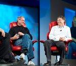 Bill Gates avoue avoir été jaloux de Steve Jobs