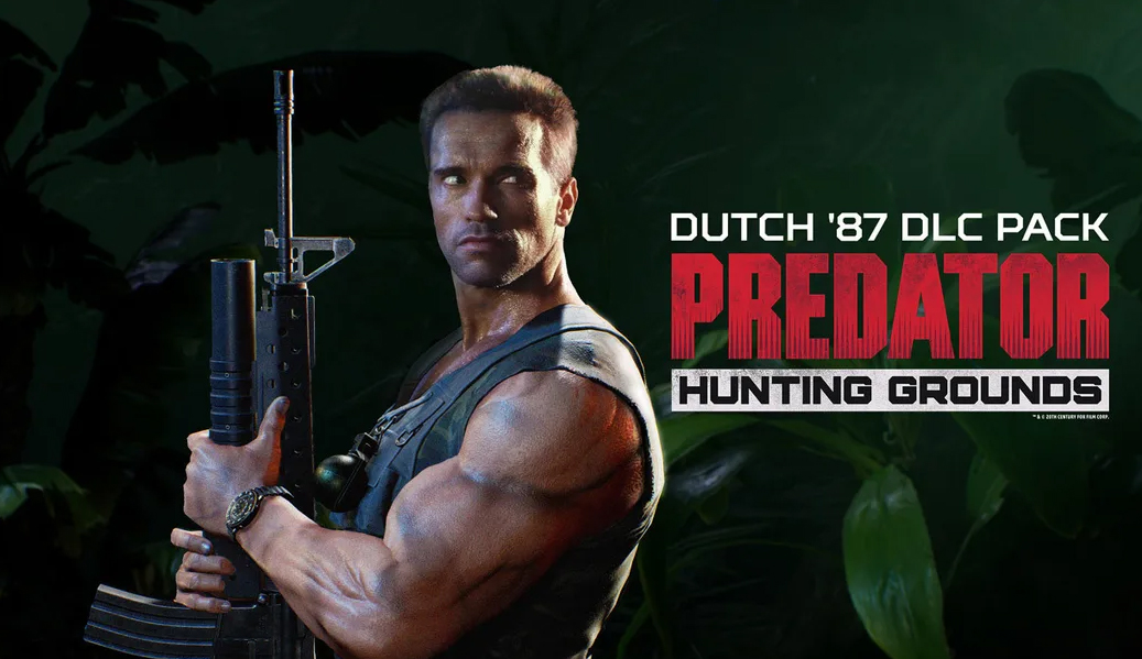 Predator Dutch DLC