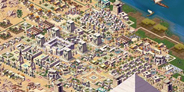 Alerte nostalgie : un remake du city builder culte Pharaon arrive en 2021