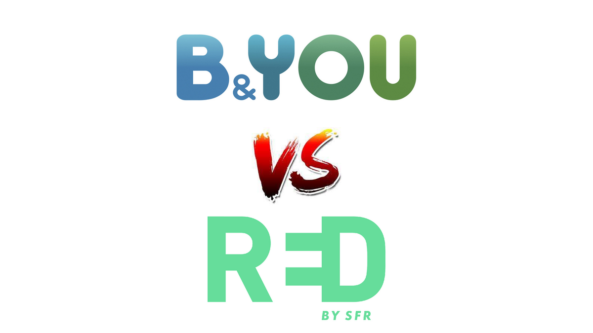 Red vs B&You