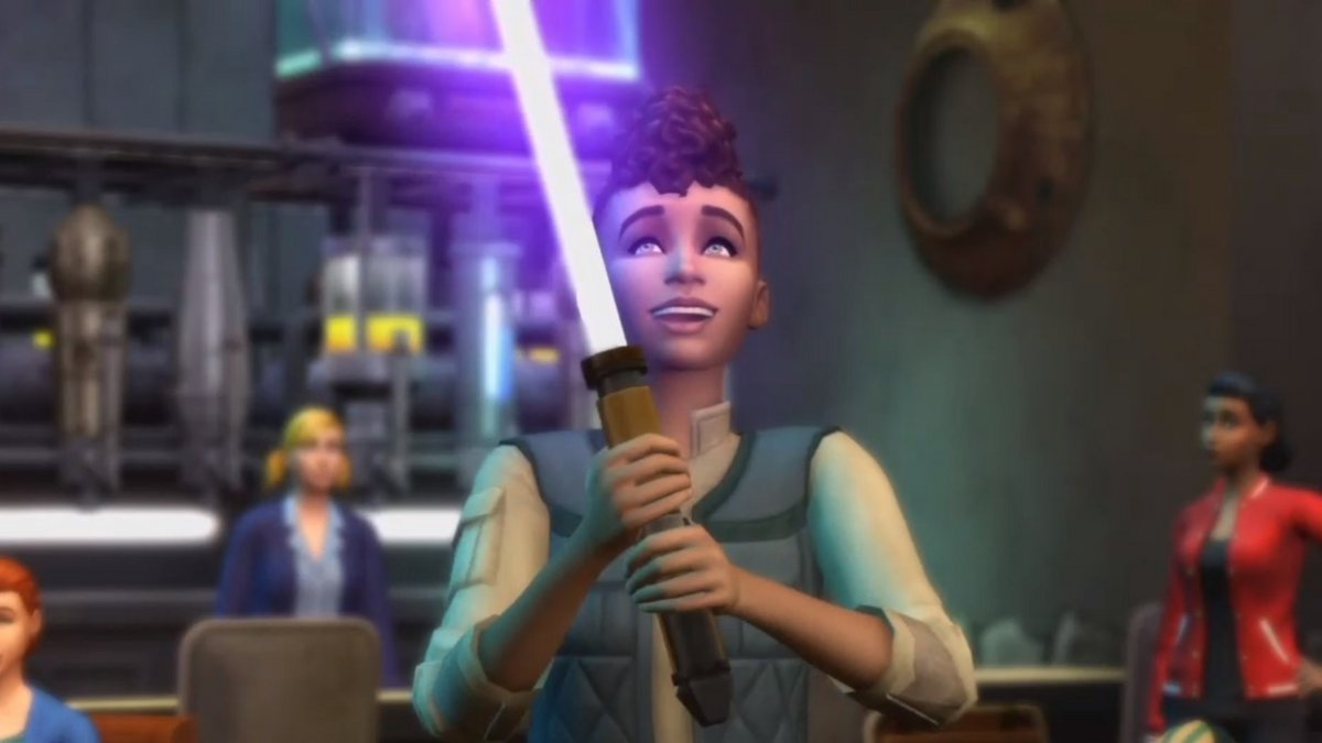 Sims Star Wars © Electronic Arts