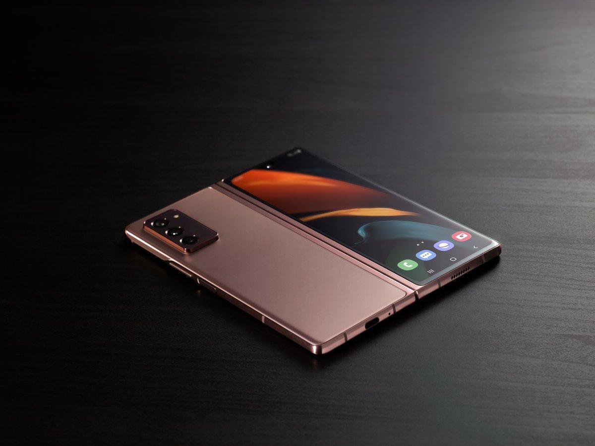 Samsung Galaxy Z Fold 2 © Samsung