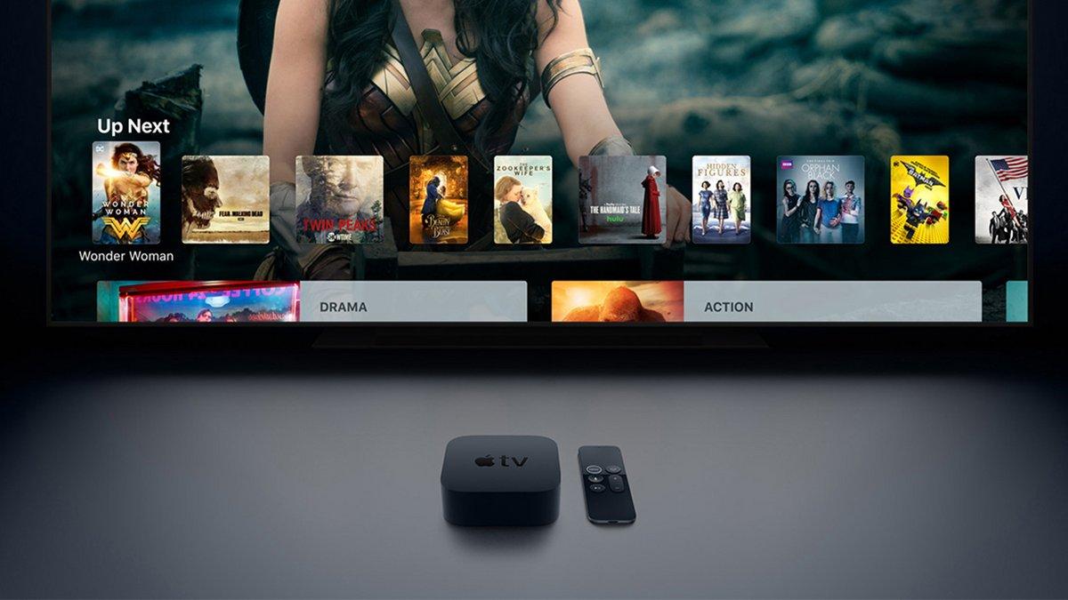 Apple TV © Apple