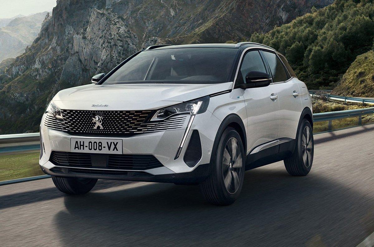 Peugeot 3008 2021 © PSA Groupe