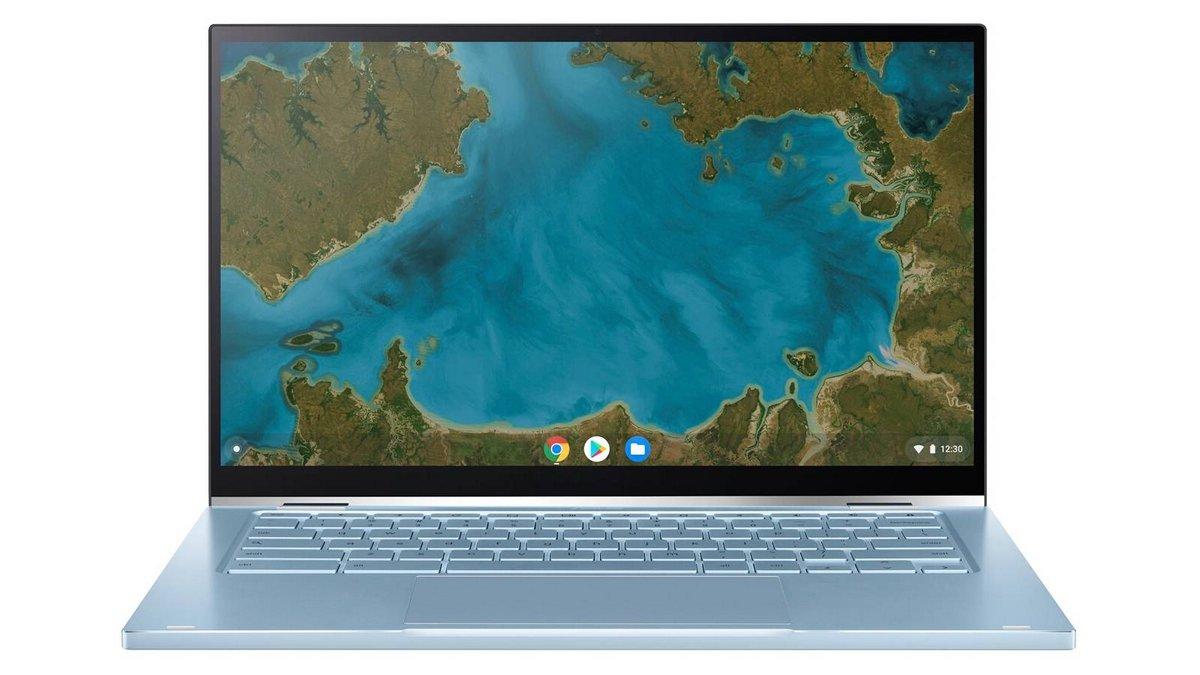 Chromebook Asus C433TA-AJ0025
