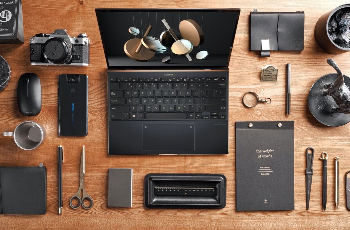 ASUS ZenBook S-2 © © ASUS