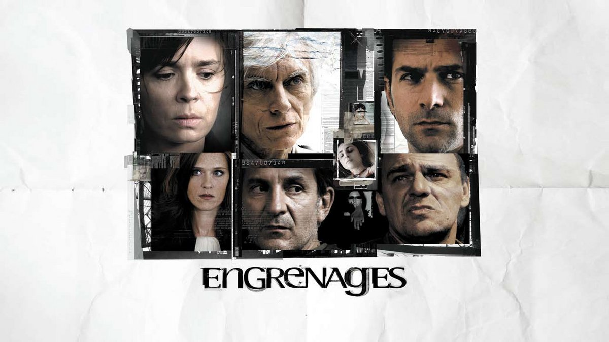 Engrenages © Canal+