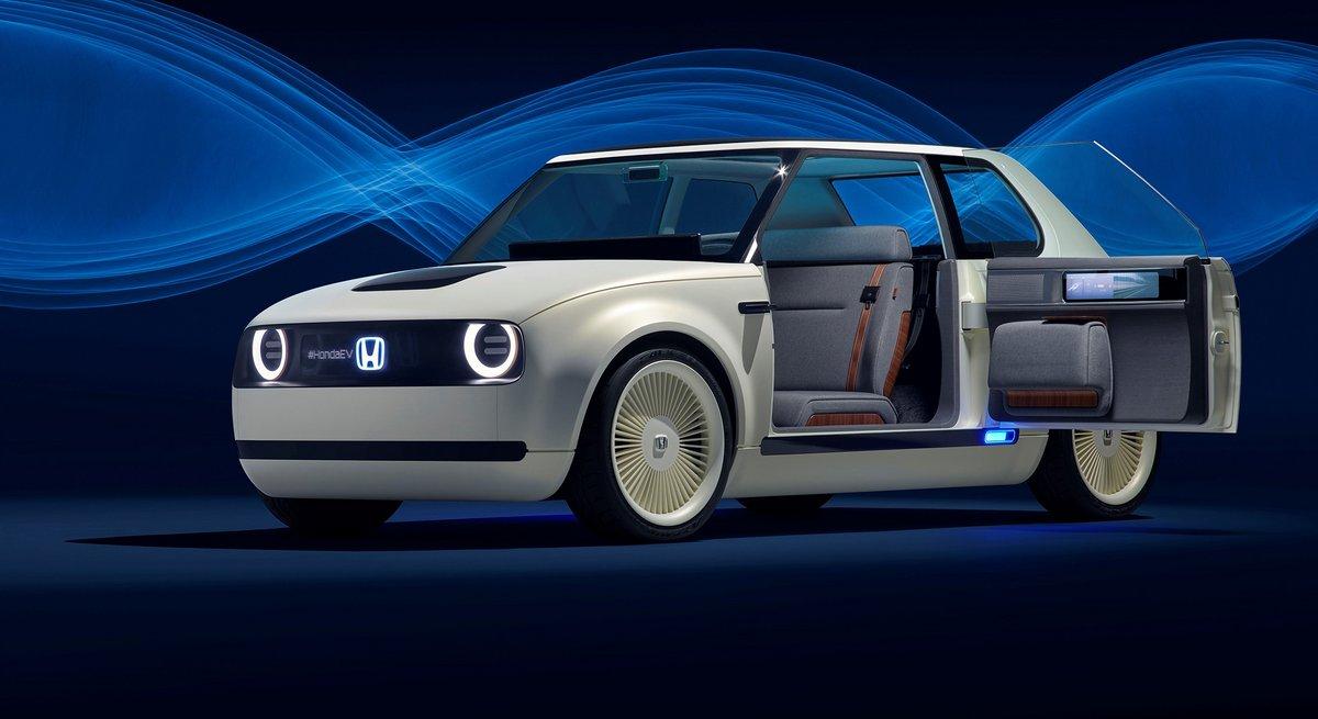 Honda EV Urban Concept © Honda