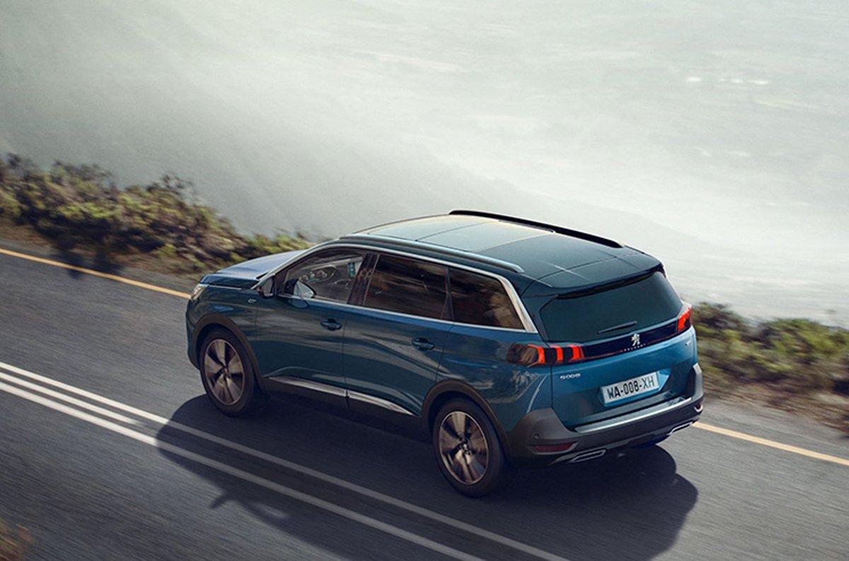 Peugeot 5008 2021 © PSA Groupe