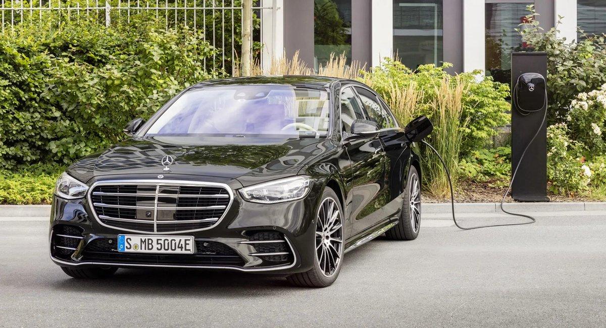 Mercedes Classe S 2021 © Mercedes-Benz