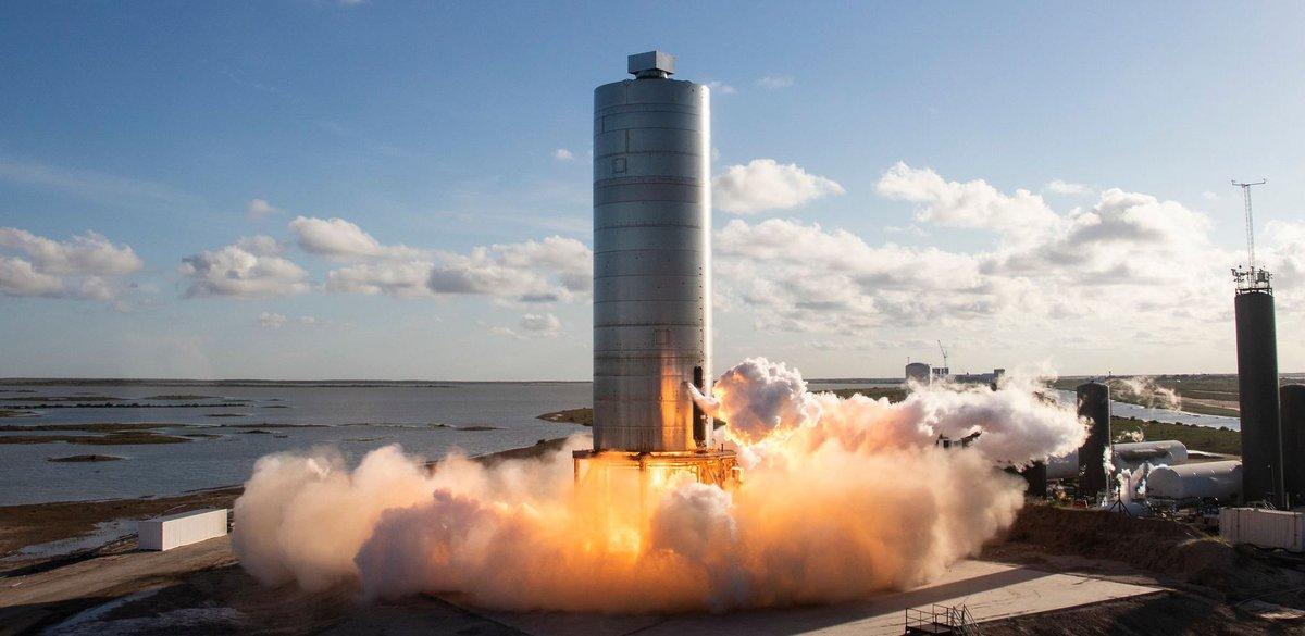 Starship SN5 Test vol 1 2 © SpaceX